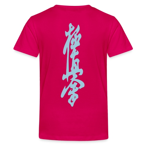 KyokuShin - Teenager Premium T-shirt