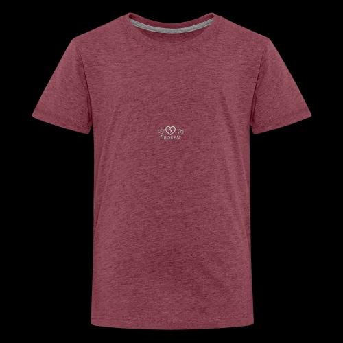 Broken light - Teenager Premium T-Shirt
