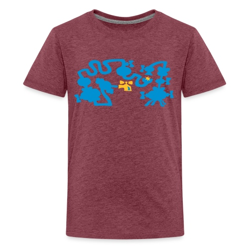 BALTHAZAR - Premium-T-shirt tonåring