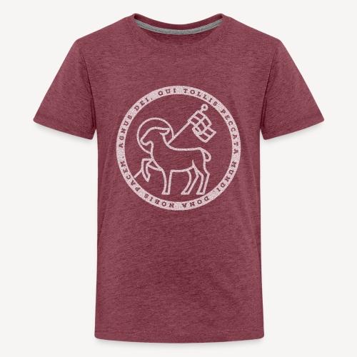AGNUS DEI - Teenager Premium T-Shirt