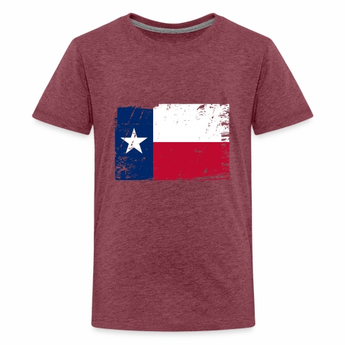 Texas Flag T-shirts, hoodies, textiles and gifts - Teinien premium t-paita