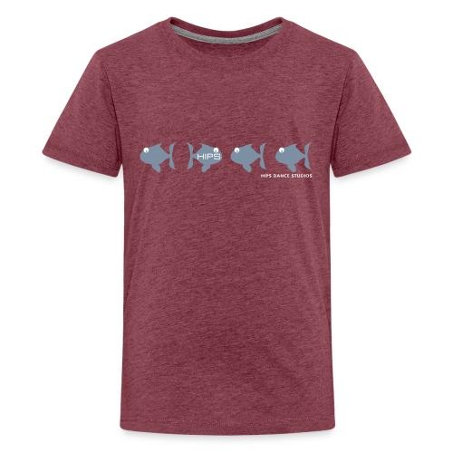 Fish'nHips - Teenager premium T-shirt