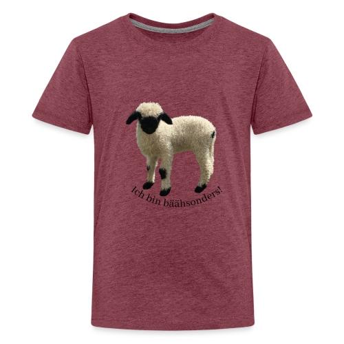 Bäähsonders - Teenager Premium T-Shirt