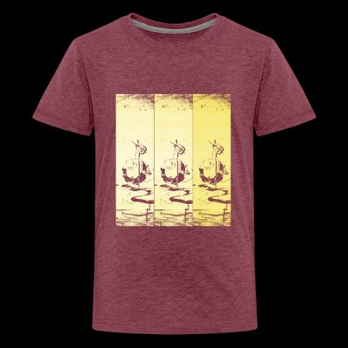 hotei - utagawa kuniyoshi - Teenager Premium T-Shirt