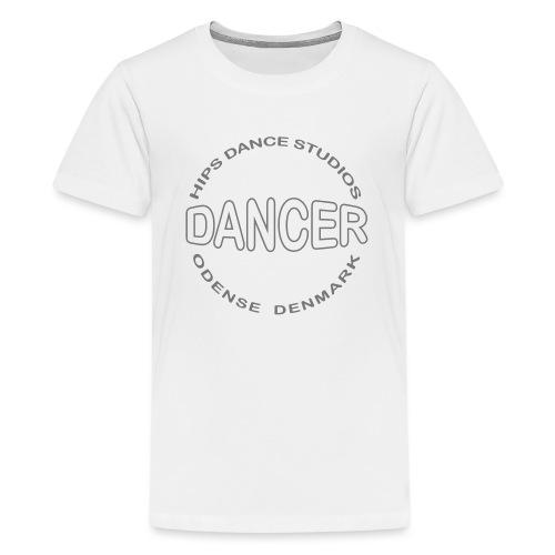 Globe Dancer - Teenager premium T-shirt