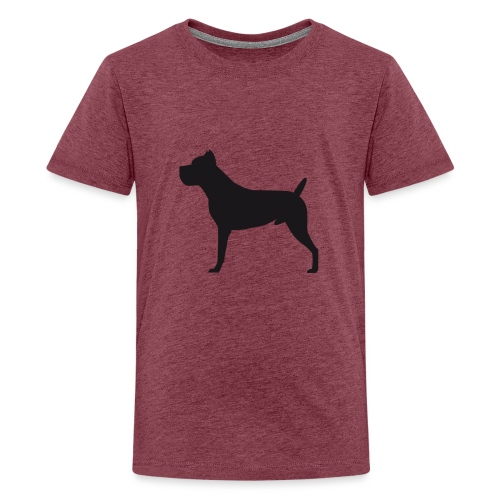 Cane Corso Italiano - Camiseta premium adolescente