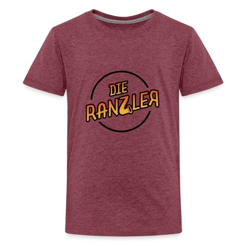 Die Ranzler Merch - Teenager Premium T-Shirt
