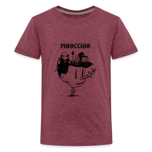 pinocchio - Maglietta Premium per ragazzi
