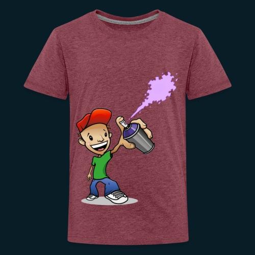 Sprayer - Teenager Premium T-Shirt