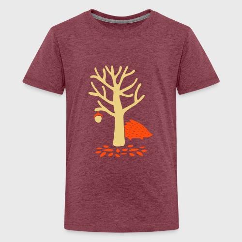 Automne - T-shirt Premium Ado