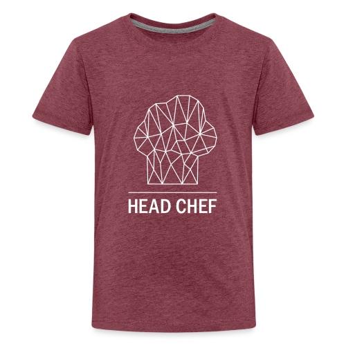 Head Chef - Teenage Premium T-Shirt
