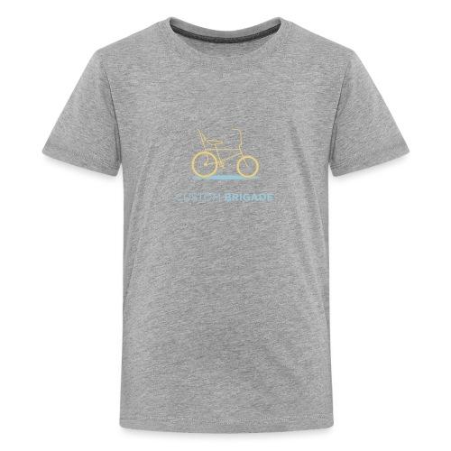 flatvelo - T-shirt Premium Ado