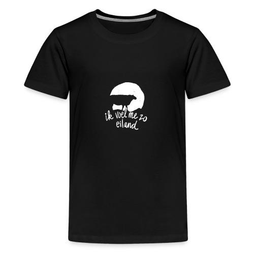 Eiland shirt - Teenager Premium T-shirt