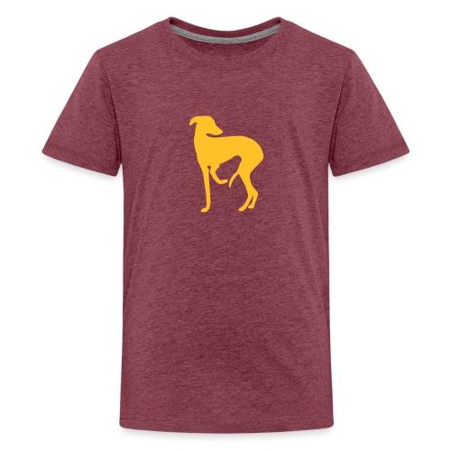 Windspiel - Teenager Premium T-Shirt