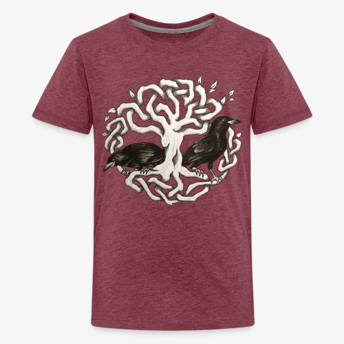 Terredizeaux - T-shirt Premium Ado