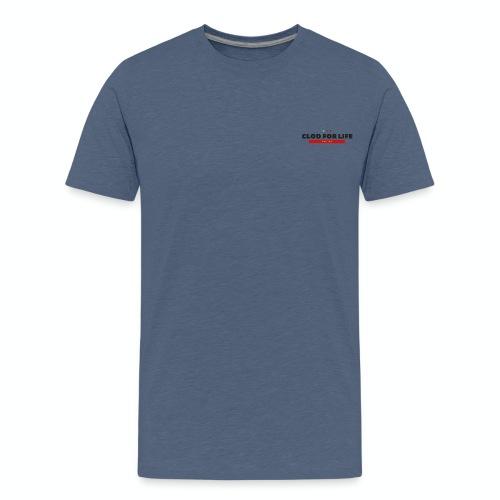 CLOD - T-shirt Premium Ado
