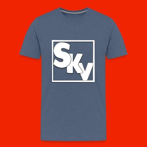 SerkanKetchupVlogs Logo (SKV Logo) - Teenager Premium T-shirt