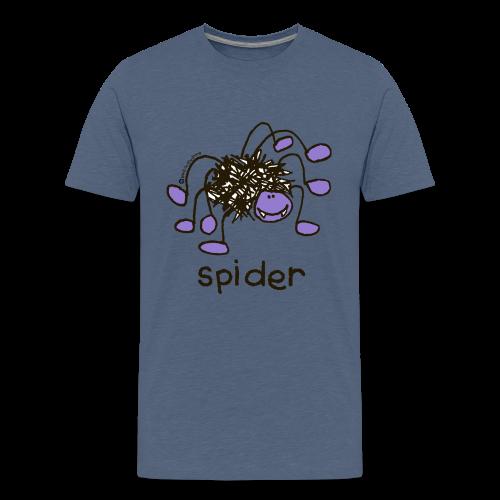 'spider' - Bang on the door - Teenage Premium T-Shirt