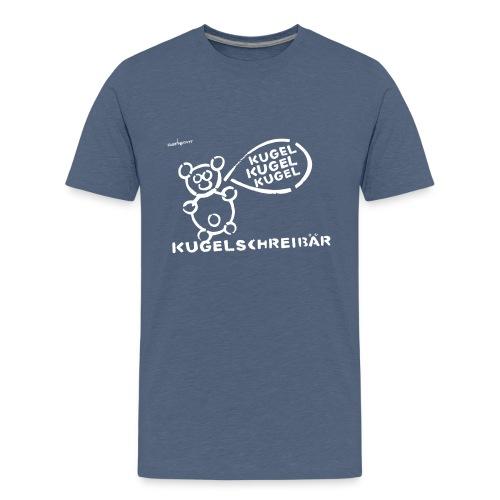 Kugelschreibär - Teenager Premium T-Shirt