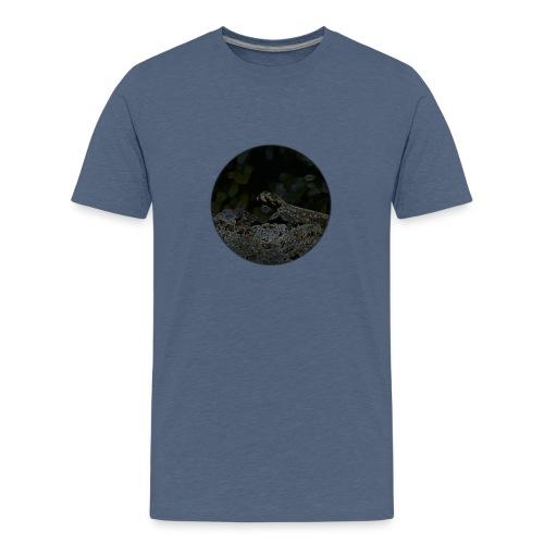 Freaky Lizard - Teenager Premium T-Shirt