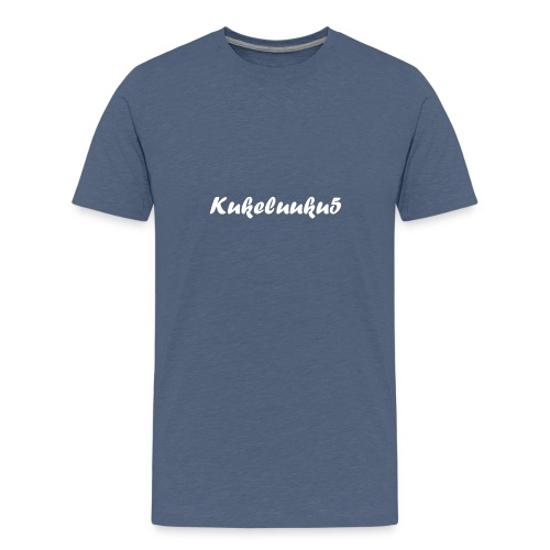 Kukeluuku5 - Teenager Premium T-shirt