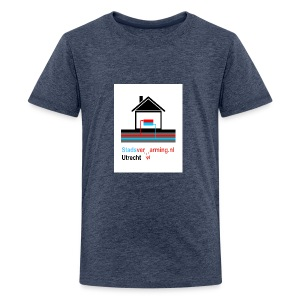 Stadsverarming Utrecht Baby romper - Teenager Premium T-shirt
