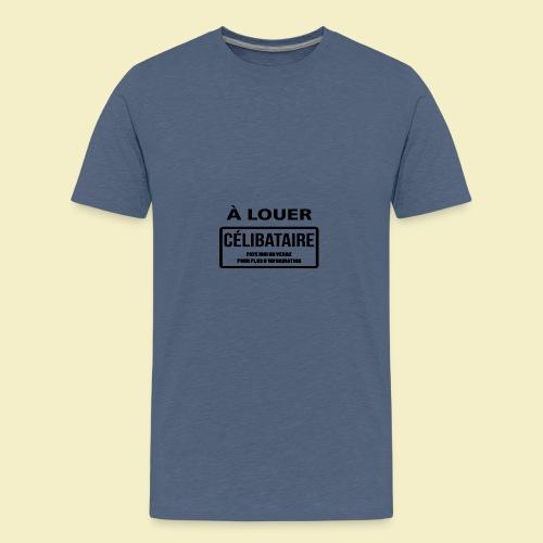 Funny T-Shirt - T-shirt Premium Ado
