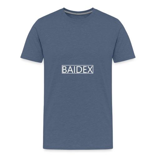 BAIDEX SHOP - Teenager Premium T-Shirt