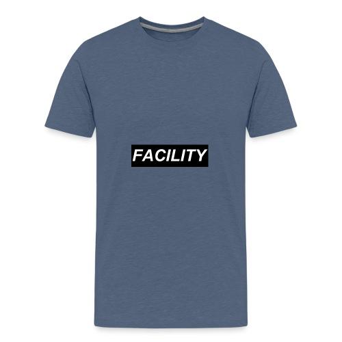 Box Logo - Teenager premium T-shirt