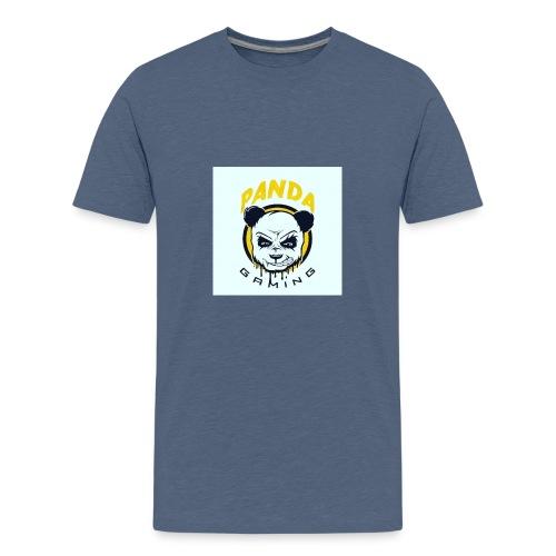 Panda GamingYT Logo - Teenager Premium T-Shirt