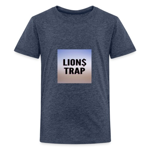 LionsTrap - Teenager Premium T-Shirt