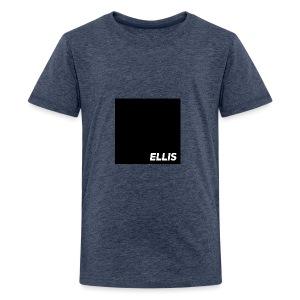 Ellis - Premium-T-shirt tonåring
