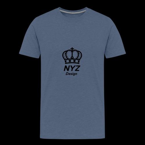 NYZ Design - Teenager Premium T-Shirt