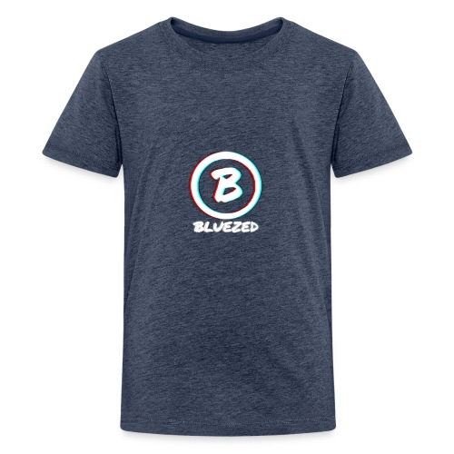 BLUEZED COLLECTIE - T-shirt Premium Ado