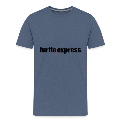 TEX Schriftzug - Teenager Premium T-Shirt
