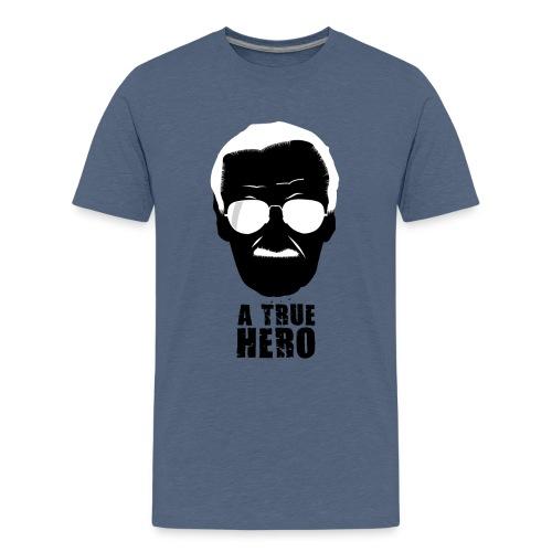 Un verdadero héroe del cómic - Camiseta premium adolescente