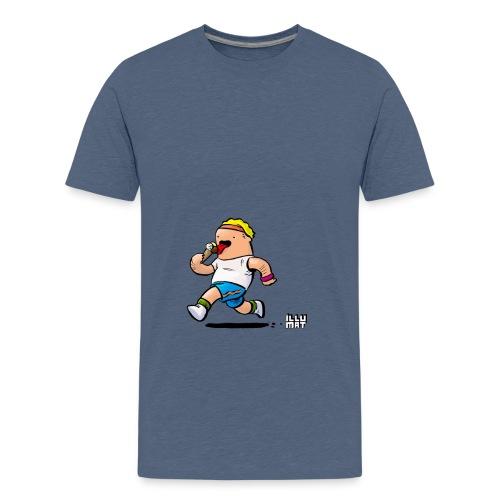 STE 0007 00 Eisdiaet - Teenager Premium T-Shirt