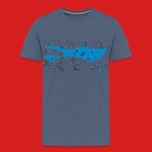 Bodensee Leiterlispiel - Teenager Premium T-Shirt