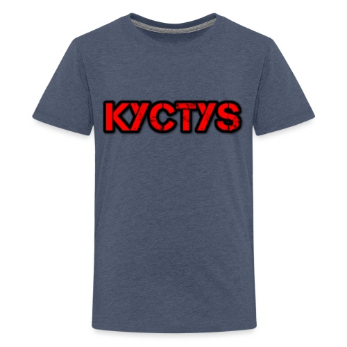 cooltext200785798106451 png44444444444 png - Teenage Premium T-Shirt