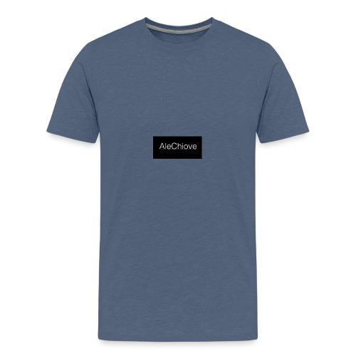Name AleChiove - Maglietta Premium per ragazzi