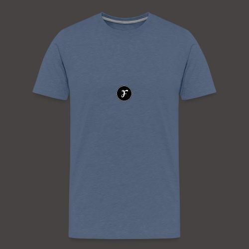FluxCrew Logo - Teenage Premium T-Shirt