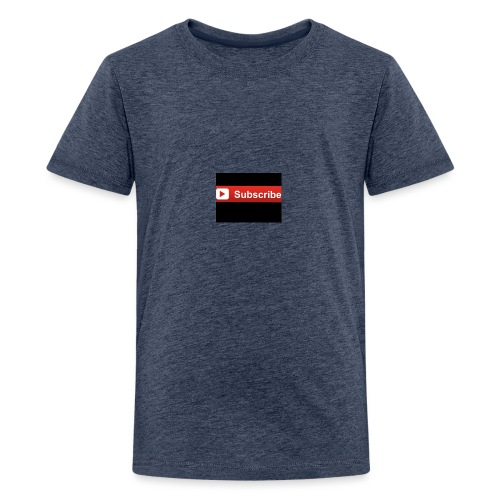 subsribe - Teenage Premium T-Shirt