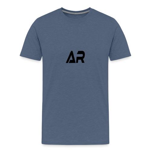 Alex Ralston Murch logo - Teenage Premium T-Shirt