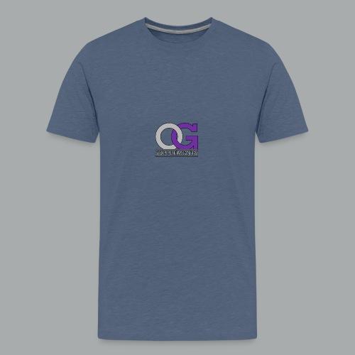 OG LOGO - Teenage Premium T-Shirt