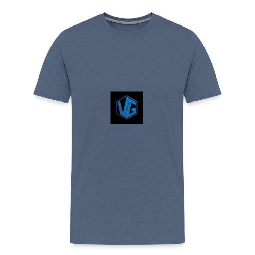 Victory Gamer - Maglietta Premium per ragazzi
