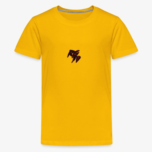 RGTV 2 - Teenage Premium T-Shirt