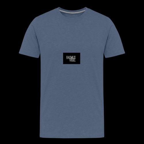 Rasmus Vigel Brand - Teenager premium T-shirt