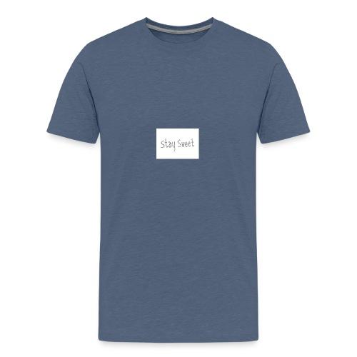Cake sy LP Merch stay sweet - Teenager Premium T-Shirt