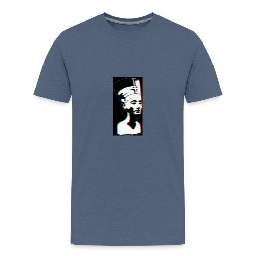 Glirch Nefertiti - Maglietta Premium per ragazzi