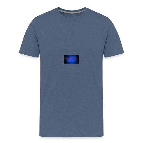 Ava Vlogz design - Teenage Premium T-Shirt